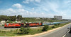 13450 13239 MLY WDG3A GKP SF2 (TheRailzone) Tags: wdg3a roro konkan railways indian alco luxury train golden chariot