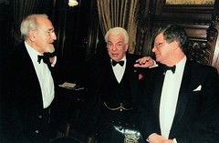 Douglas Wilmer, Barry Cryer & Nicholas Utechin