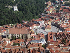 Brasov, Romania (D-Stanley) Tags: brasov romania saxon kronstadt