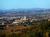 Landscape with Santa Maria degli Angeli Church at Assisi (Carlo Raso) Tags: landscape panorama assisi umbria