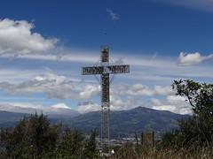 Cruz del Ilaló (Oscar Padilla Álvarez) Tags: ecuador