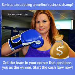 Serious about being an online business champ? (HyperspaceIT) Tags: entrepreneur sales business newbusiness startupbusiness businesslife businessgrowth businesswoman businessman customers hyperspaceit money web technology successfulwomen successtips wealth millionairemindset dailyhit