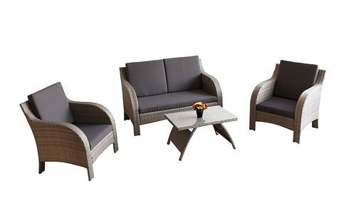 hormel furniture outdoor sofa set