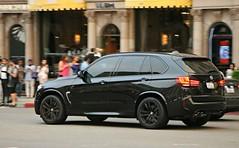 BMW X5 M (F15) (SPV Automotive) Tags: bmw x5 m f15 suv exotic sports car black