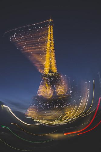 Torre en movimiento IV