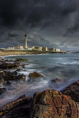 The Guardian of the City (paulosilva3) Tags: lee filters manfrotto lowepro seascape lighthouse canon leça da palmeira portugal