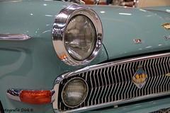 OPELKAPITAN DE LUXE (dirk..) Tags: opel kapitan de luxe brandstof benzine datum eerste toelating 5 juni 1961 aantal cilinders 6 cilinderinhoud 2586 cc vermogen 65 kw 88 pk classicnl classic oltimer leeuwarden blauw bleu
