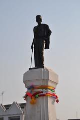 Nakhon Ratchasima City (massimoperrozzi23) Tags: statue lady mo nakhon ratchasima