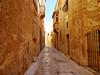 Mdina, Malta - Sept 2017 (Keith.William.Rapley) Tags: keithwilliamrapley rapley 2017 alley alleyway ancientcapital fortifiedcity city walledcity mdina