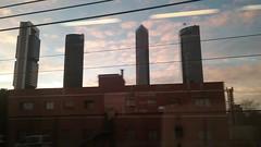 Cuatro Torres Business Area (sftrajan) Tags: skyscrapers officebuilding madrid spain españa cuatrotorresbusinessarea torreespacio torredecristal torrepwc torrecepsa испания мадрид 西班牙
