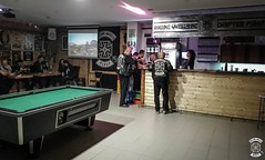 Clubhouse opening (2) (Rolling Wheels MC chapter Pirot) Tags: rolling wheels mc pirot