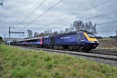 43004 (stavioni) Tags: fgw gwr hst first great western railwayhigh speed train inter city intercity 125 diesel power car class43