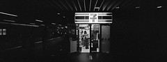The World's Smallest 7 Eleven (@fotodudenz) Tags: hasselblad xpan 30mm film rangefinder super ultra wide angle ilford xp2 singapore panorama panoramic 2017 7 seven eleven 11