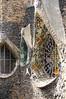 DSC02659 (lin_lap) Tags: spain espanya catalunya catalonia cataluña architecture architectura building colonia güell coloniagüell gaudi modernista antonigaudí eusebigüell church unesco heritage cripta crypt santacolomadecervelló