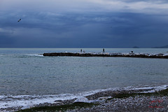 OK P IMG_1904 (FaSaNt) Tags: sealandscape sea seaside stormy storm weather cloud cloudy landscape marina di massa versilia autunno automn autumn fall