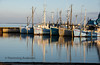 Fur Harbor (Flemming Andersen) Tags: reflection fishman boat harbor waterblue five sunset fishmanboat fur centraldenmarkregion denmark dk