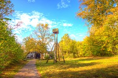 Once upon a time... (blavandmaster) Tags: nuages ostwestfalen sky 6d landschaft landbrug 40millions paysage himmel clouds tyskland wolken openluchtmuseum skyer windmühle watermill windmill 2017 detmold interesting duitsland fachwerk lyng harmonic christiankortum ciel hemel freilichtmuseum ferrytale lumière lys canon colours building himlen storybook landbouw landscape germany happy architektur deutschland countryside eos6d eastwestphalia allemagne architecture 40millionviews openairmuseum kleuren perfect light landskabet