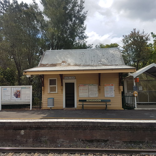 Bundanoon station