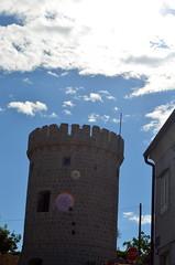 Cres Tower [Cres - 12 August 2017] (Doc. Ing.) Tags: 2017 losinj croatia summer seaside cres tower kvarnergulf kvarner building architecture