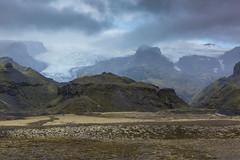 Vatnajökull glaciers (GregoireDubois) Tags: red iceland 2017 nature