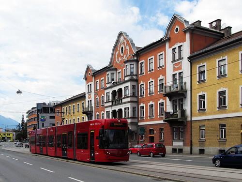 072 - 11-08-13 Innsbruck Westbahnhof Tw 322