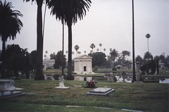 Hollywood Forever Cemetery  - Los Angeles California - Historic (Onasill ~ Bill Badzo) Tags: old vintage photo hollywood forever cemetery oldest los angles losangelescounty sant monica blvd district nrhp register historic paramount studios graves crypts niches sarcophagi iconic actors actresses directors writers entertainment industry music screenings rudolph valentino confederate monument long beach united daughters confederacy taken down 2017 gone vanished