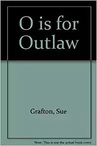 Sue Grafton book fan photo