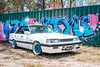 DSCF2554 (rahkusaur) Tags: 1987 nissan skyline passage hr31 rb25det bride work ewing