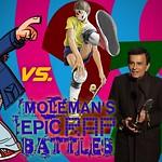 Moleman's Epic Rap Battles #42-B: Scott Pilgrim Vs. The World, Part 2 thumbnail