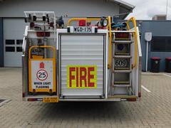 Berri 609 (Rear) (matchy281) Tags: sa mfs samfs metropolitan fire service renmark station open day 2017 berri scania 94d fleet 180 ber ber609 609 south australian