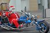 Santa Claus on motorbike (misi212) Tags: santa claus motorbike