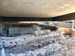 9 - Karafnaum - Szent Péter háza alapjai / Kafarnaum - Základy Domu sv. Petra