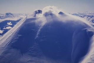 Cráter Volcán Llaima