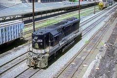 Southern SD45 3164 (Chuck Zeiler) Tags: sr sou southernrailway sd45 3164 railroad emd locomotive knoxville chuckzeiler chz