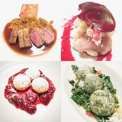 DELICIOUS (VINCENT MOYASHI) Tags: meat restaurant sweets delicious yummy gaultmillau lamb fish food quality austria