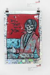 17_SPOKE_ART_11_30_SM-7392 (Spoke Art Gallery) Tags: spokeart spokesf sanfrancisco chucksperry jeremyfish screenprint serigraph serigraphinvitational marqspusta