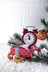 DSC_8418 (lyule4ik) Tags: box gift time clock alarm background christmas decoration holiday midnight new red winter year celebration copy eve greeting pine retro snow tree vintage wood wooden xmas ribbon old branch design happy merry night cone present santa shiny white copyspace decorative fir nature space card concept countdown event expectation frost gold