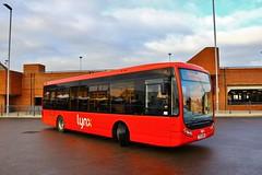 Lynx 10 PF10MHM - Kings Lynn (KA Transport Photography) Tags: lynx 10 pf10mhm kings lynn