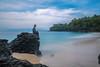 Bias Tugel Beach - Bali (widnyanasantika) Tags: ocean beach landscape people porait longexposure sky bali karangasem indonesia grief water exposure