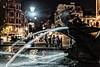 London; Trafalgar Square (drasphotography) Tags: london great britain england drasphotography nightshot night notte nacht nachtaufnahme trafalgar square fountain piazza travel travelphotography reisefotografie brunnen city cityscape urban