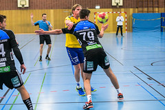 HSG Neuss- Düsseldorf II - TV Jahn Köln-Wahn-41 (marcelfromme) Tags: handball team teamsport indoor sport sportphotography nikon nikond500 sigma sigmaart sigma50100 cologne cgn köln düsseldorf