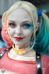 LA Los Angeles Comic Con 2017 Cosplay LACC (V Threepio) Tags: harleyquinn batman suicidesquad dccomics 2017 35mm cosplay eventphotography lacc losangelescomiccon sonya6000 sonyalpha vthreepiophotography costume photography vthreepio unedited unretouched