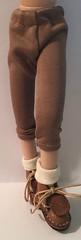 Hazelnut Brown Leggings...For Blythe...