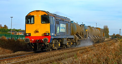 DRS -  20303 and 20302 (dgh2222) Tags: class 203 20302 20303 rhtt selby