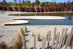 Cranbourne RBG Nov 2017 057 (Graeme Butler) Tags: water landscape history gardens australianplants architecture victoria australia