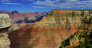Grand Canyon : Viewed from Mather Point . . .
