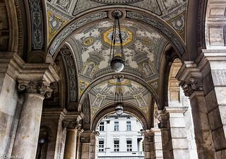 Entrada Opera -Budapest-