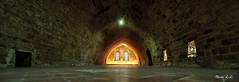 La luz al final (OscarLL) Tags: nikond90 francia abadia castillo fontfroide