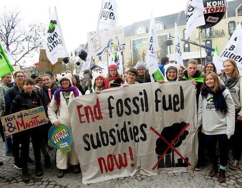 Klimademo COP 23