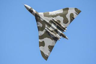 Avro Vulcan XH558 (Explored)